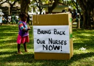 Zimbabwe: les infirmières mettent fin