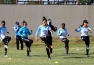 Pour les footballeuses libyennes, le défi est sur et en dehors du terrain