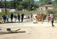 Afrique du Sud: un mort dans des manifestations contre la corruption