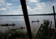 RDC: au moins 40 civils se noient en fuyant des violences dans le Nord-Ouest