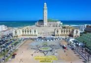 Maroc: action de Greenpeace contre les énergies fossiles