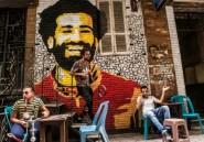 En Egypte, tout le monde s'arrache l'image de Mohamed Salah