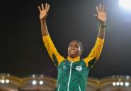 """L'Afrique du Sud vent debout contre la règlementation """"sexiste"""" visant Caster Semenya"""
