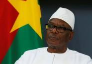 Présidentielle au Mali: le président sortant investi par une large coalition
