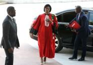 Gabon: le nouveau gouvernement prête serment devant le président de la République