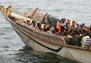 Près de 100.000 migrants au Yémen en 2017 malgré la guerre (OIM)