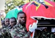 Le Mozambique rend un dernier hommage au chef de l'ex-rébellion décédé