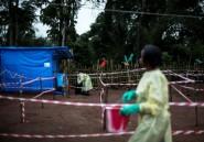 Ebola en RDC : 4 nouveaux cas, dont 2 membres du personnel soignant
