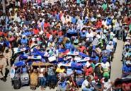 L'ex-guérillero mozambicain Dhlakama enterré dans son village natal