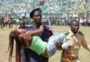 Sierra Leone: au moins un mort dans des bousculades lors de l'investiture du nouveau président