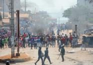 Contentieux électoral en Guinée: l'opposition manifeste de nouveau