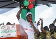 Burundi: trois ans de crise politique violente