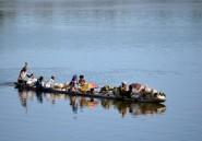 RDC: 50 morts dans un naufrage dans le nord-ouest