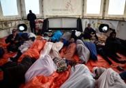 Une ONG réclame le droit de sauver les migrants en mer
