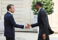 Emmanuel Macron reçoit lundi le président angolais Joao Lourenço