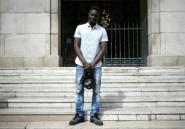 """Mamoudou Gassama, migrant malien érigé en """"exemple"""" en France"""