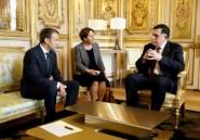 Macron tente d'avancer vers une sortie de crise en Libye