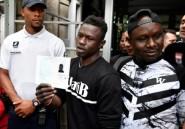 """Le """"héros"""" malien Mamoudou Gassama a été régularisé"""