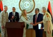 Tripoli souhaite davantage de coopération avec Washington