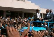 Malawi: le vice-président critique son régime et quitte le parti au pouvoir