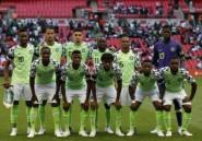 Mondial-2018: le Nigeria