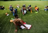 """A Moscou, """"l'équipe des fausses promesses"""" des footballeurs africains"""