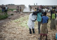 """RDC: l'OMS compte """"en finir très bientôt"""" avec l'épidémie d'Ebola dans le nord-ouest"""