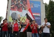 """Mondial-2018: """"La chance d'une vie"""" pour des supporters privilégiés égyptiens en Russie"""