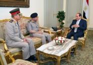 Egypte: nouveaux ministres aux postes clés de la Défense et de l'Intérieur