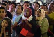 Mondial-2018: les supporters égyptiens consternés par la défaite, malgré Salah