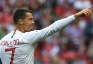 Mondial-2018: le 4e but de Ronaldo offre la victoire au Portugal et élimine le Maroc
