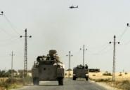 Egypte: 32 jihadistes tués dans le Sinaï