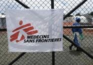 Des employés de MSF ont recouru