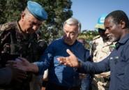 """L'ONU """"débordée"""" en Centrafrique où les menaces augmentent"""