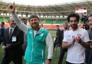 """Mondial-2018: Kadyrov accorde la """"citoyenneté tchétchène honorifique"""""""