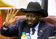 Nouvelle rencontre du président sud-soudanais et de son rival