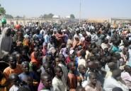 Nigeria: des déplacés de Boko Haram sans abri pendant la saison des pluies
