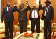 Soudan du Sud: accord sur un cessez-le-feu permanent sous 72 heures