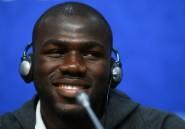 """Mondial-2018: """"Tout le continent derrière nous"""", dit le Sénégalais Koulibaly"""