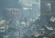Kenya: 15 morts dans l'incendie d'un marché