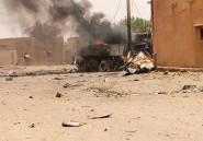 """Attaque """"terroriste"""" au Mali contre des soldats français pendant le sommet de l'UA en Mauritanie"""