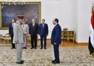 Le ministre égyptien de la Défense en visite officielle