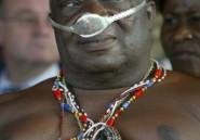 Bénin: mort du roi du royaume ancestral d'Abomey