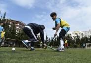 A peine né, le hockey sur gazon algérien rêve déj
