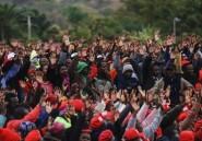 L'ordre règne au Zimbabwe avant les élections, selon la police