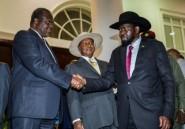 Soudan du Sud: Kiir et Machar signeront jeudi un accord de partage du pouvoir, selon le Soudan