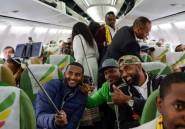 Premier vol en vingt ans entre l'Ethiopie et l'Erythrée