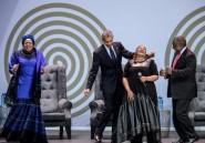 Cent après la naissance de Mandela, l'Afrique du Sud rend hommage