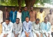 Nigeria: 8 arrestations en lien avec l'enlèvement de Chibok
