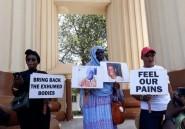 """Gambie: le gouvernement condamne les propos """"choquants"""" de l'ex-président Jammeh"""